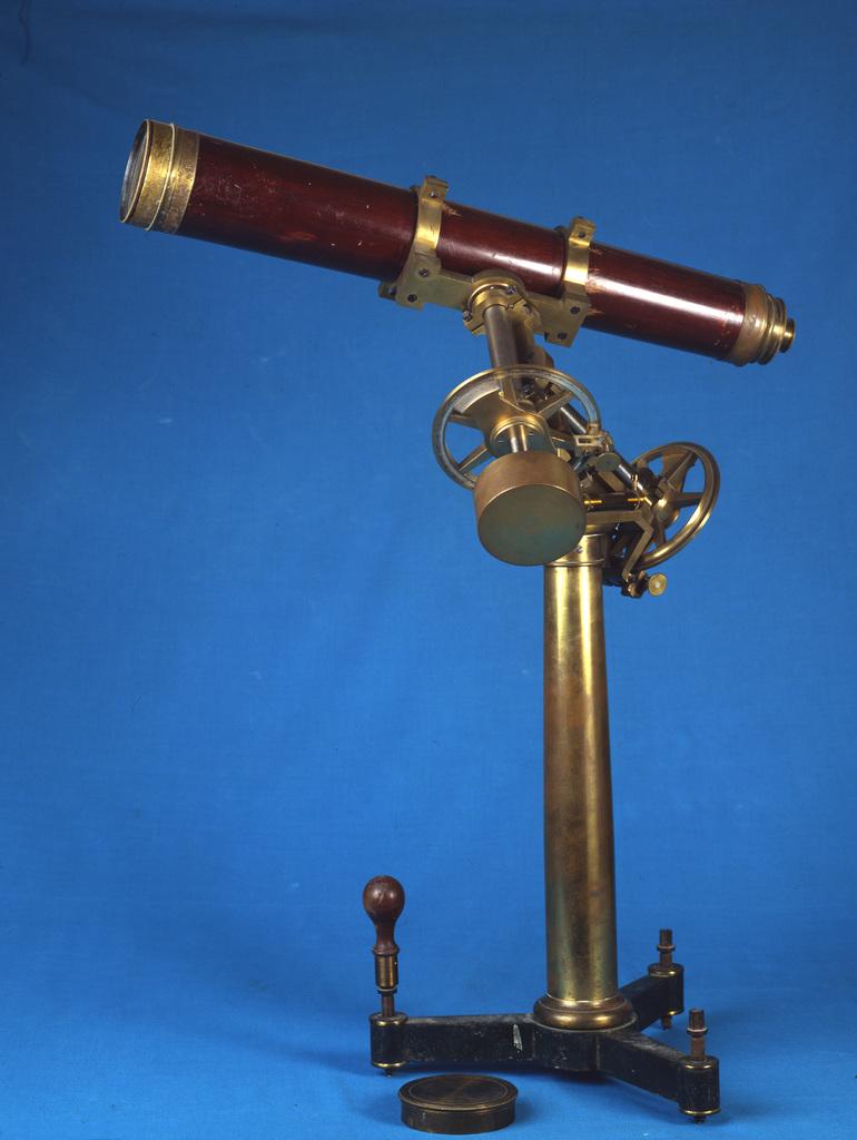 Telescopio equatoriale di Lerebours et Secretan