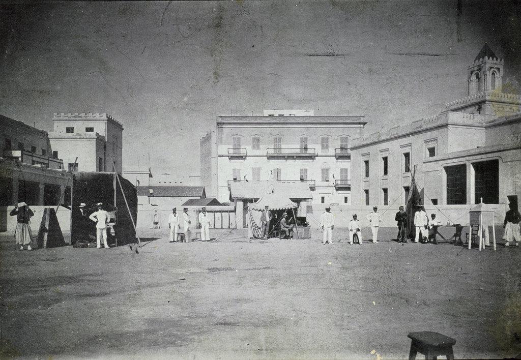 Stazione italiana di Sfax