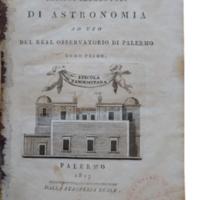 Lezioni elementari di astronomia ad uso del real Osservatorio di Palermo