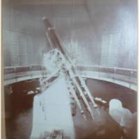 Telescopio equatoriale  di Merz