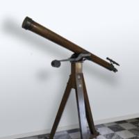 Telescopio rifrattore Merz